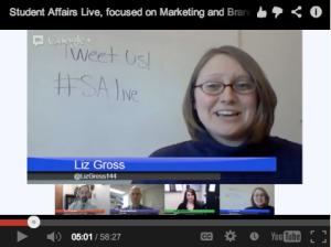 Student Affairs Live Screenshot