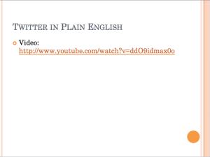 PowerPoint Slide Screenshot - YouTube URL